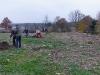 aanplant boomgaard, 17 november 2013, foto Philippe Gerardot